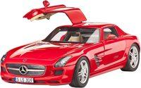 Revell 1/24 Mercedes Sls Amg Scale Model Kit