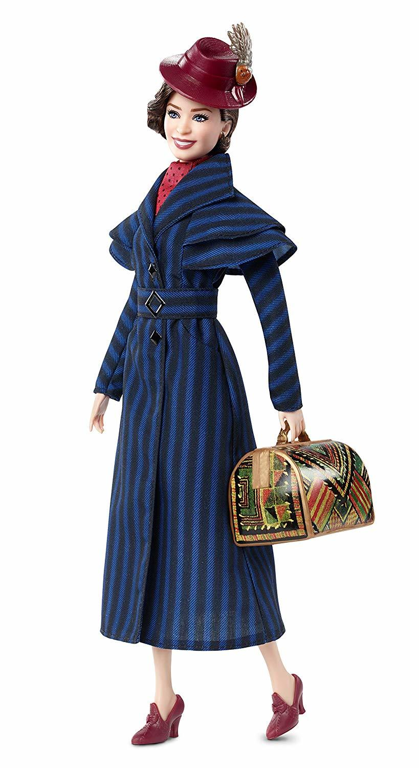 Barbie: Mary Poppins Returns - Mary Poppins Doll image