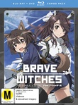 Brave Witches Complete Series on DVD, Blu-ray