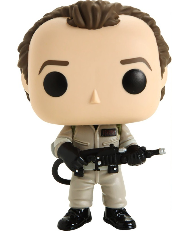 Ghostbusters - Dr. Peter Venkman Pop! Vinyl Figure