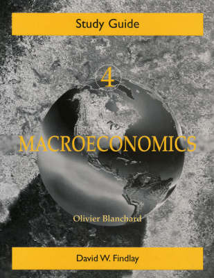 Macroeconomics: Study Guide by David Findlay image