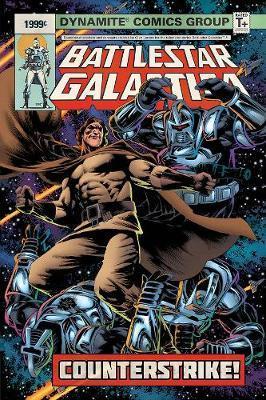 Battlestar Galactica (Classic): Counterstrike TP by John Jackson Miller