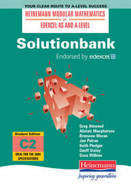 Solutionbank: Pure Mathematics: 2: Student Edition by Mannall & Kenwood image