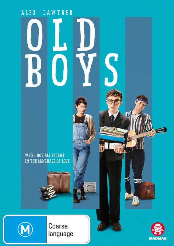 Old Boys on DVD