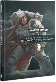 Warhammer 40,000 Psychic Awakening: Saga of the Beast image