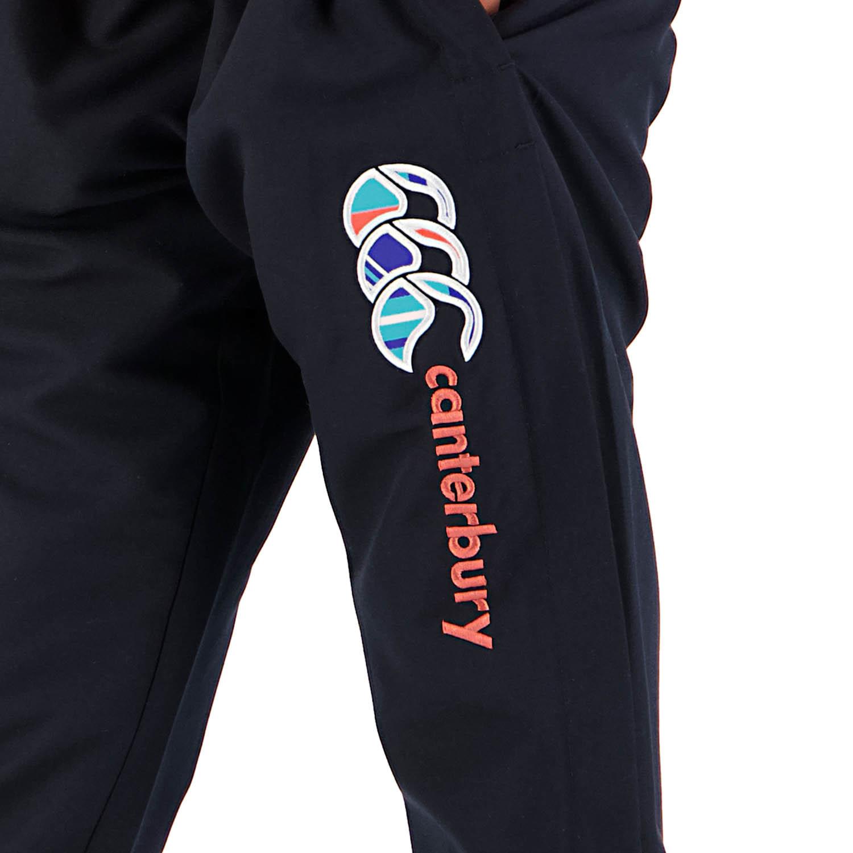 Girls Uglies Tapered Cuff Stadium Pant - Black (Size 12) image