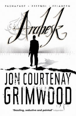 Arabesk by Jon Courtenay Grimwood image