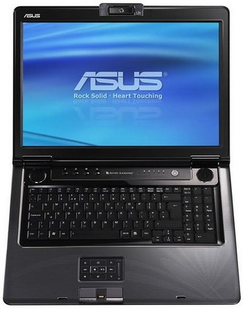 Asus M51VA 15.4 T8600 3 320G VU ATI HD 3650 512MB image