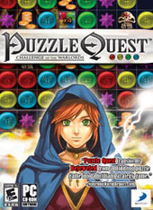 Puzzle Quest: Challenge of the Warlords (Jewel Case packaging) for PC Games