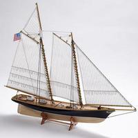 Billing Boats 1:72 America Wooden Kitset