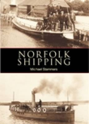 Norfolk Shipping by Mike Stammers