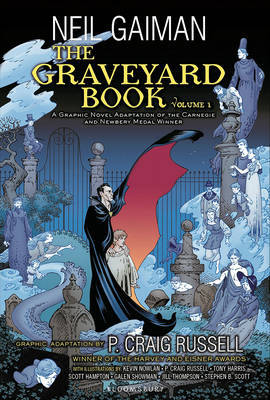 The Graveyard Book Graphic Novel, Part 1 by Neil Gaiman