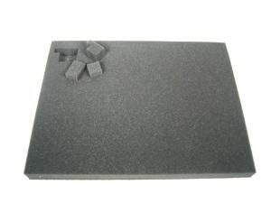 Battle Foam Large Pluck Foam Tray (BFL) (1 Inch)