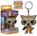 Guardians of the Galaxy - Rocket Pocket Pop! Key Chain