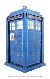 Metal Earth: Dr Who Tardis - Model Kit