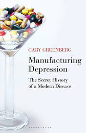 Manufacturing Depression by Gary Greenberg image