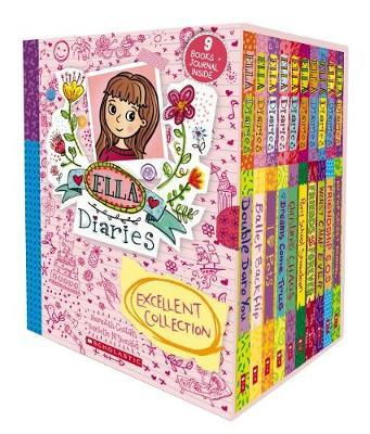 Ella Diaries Excellent Collection by Meredith Costain