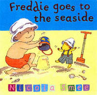 Freddie Goes To The Seaside by Nicola Smee image