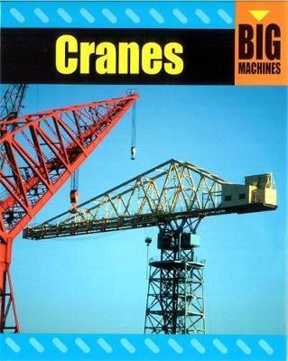 Cranes by David Glover image