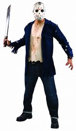 Friday the 13th: Jason Voorhees #3 - Deluxe Costume (Medium)