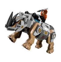 LEGO Super Heroes: Rhino Face-Off by the Mine (76099) image