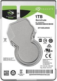 1TB Seagate Barracuda Sata 6GB/s 128MB Cache 2.5-Inch 7mm Internal Hard Drive