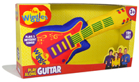 The Wiggles: Plush Guitar - With Sound