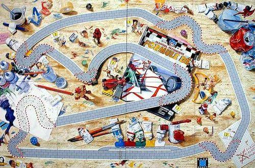 Formula De Circuit - 33, 10th Anniversary image