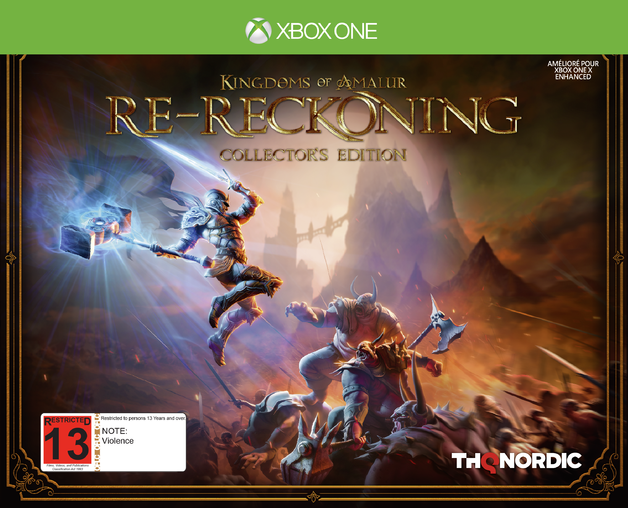 Kingdoms of Amalur: Re-Reckoning Collector's Edition for Xbox One