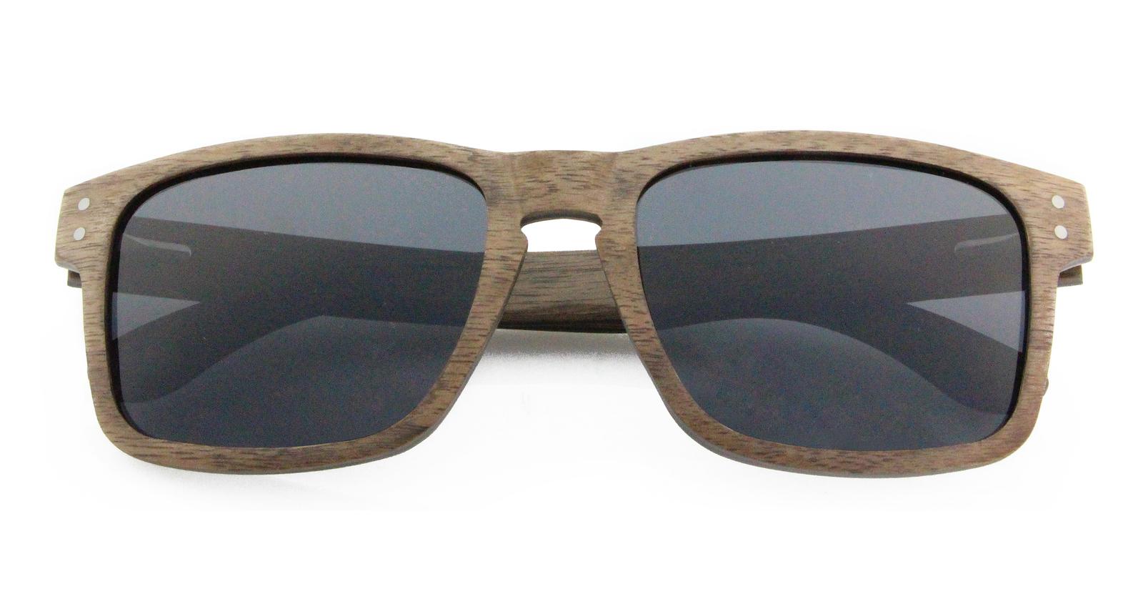 Vilo: Jasper Wooden Sunglasses image