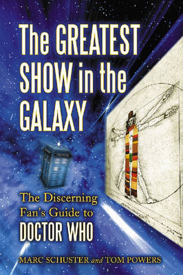 The Greatest Show in the Galaxy by Marc Schuster image