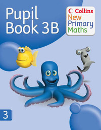 Pupil Book 3B by Peter Clarke image