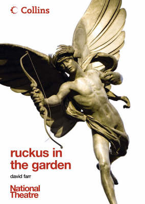Ruckus in the Garden by David Farr image