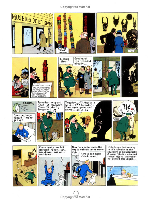 The Adventures of Tintin: Volume 3 by Herge image