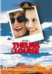 Thelma and Louise on DVD