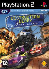 Destruction Derby: Arenas for PlayStation 2