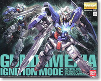 MG 1/100 Gundam Exia Ignition Mode - Model Kits