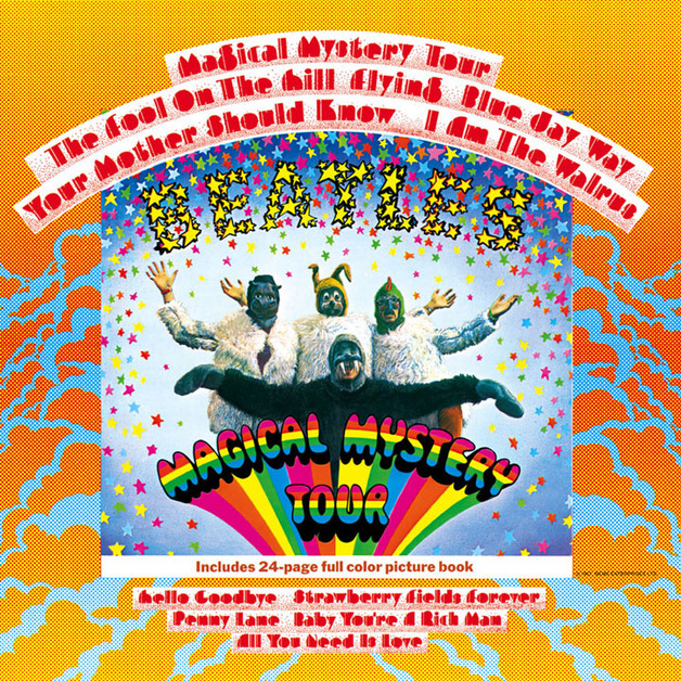 Magical Mystery Tour (2009) [Remastered] by The Beatles