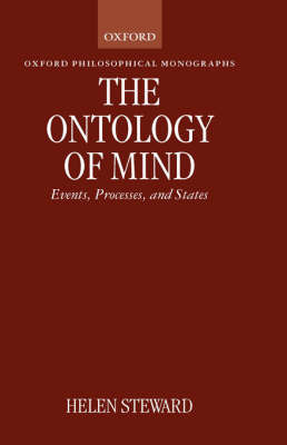 The Ontology of Mind by Helen Steward
