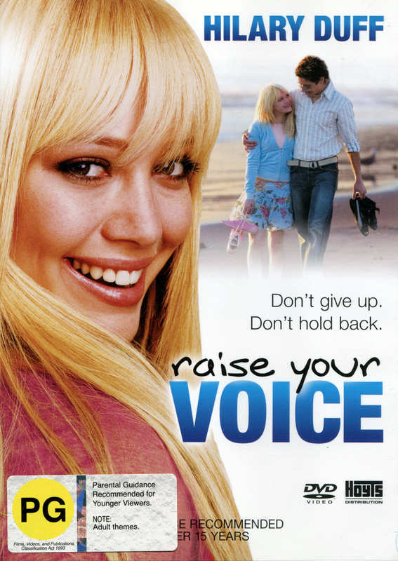 Raise Your Voice on DVD
