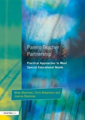 Parent-Teacher Partnership by Mike Blamires image