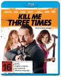 Kill Me Three Times on Blu-ray