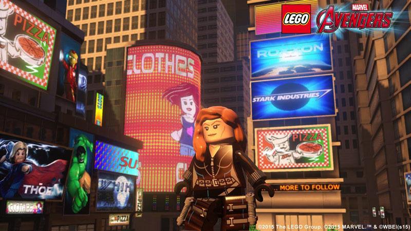 LEGO Marvel Avengers for PS4 image