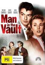 Man In The Vault on DVD