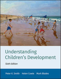 Understanding Children's Development by Peter K. Smith