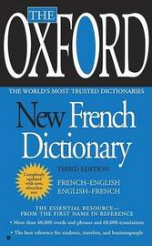 Oxford French Penguin Dictionary by Penguin