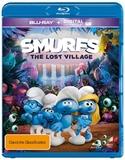 Smurfs: The Lost Village on Blu-ray