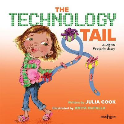 The Technology Tail by Julia Cook image
