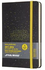 Moleskine Pocket Hard Cover Limited Edition Star Wars 18 Month Weekly Planner - Logo
