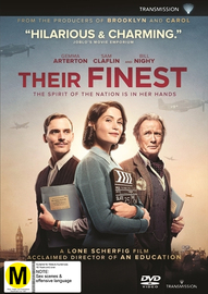 Their Finest on DVD